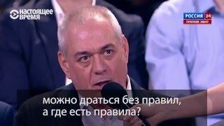 """Путин на вопрос о Кадырове: """"Он воевал с нами в лесу"""""""