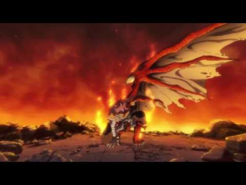 Тизер полнометражки - Сказка о Хвосте Феи: Плач дракона / Fairy Tail: Dragon Cry
