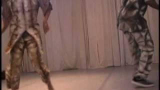 Pantsula Jive-South African Music & Dance.mov