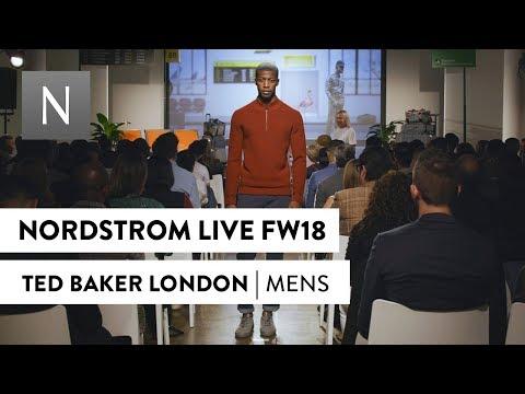 Ted Baker Men's | Nordstrom Live Fall 2018