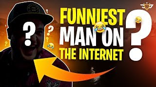 IS THIS THE FUNNIEST MAN ON THE INTERNET? (Fortnite: Battle Royale)