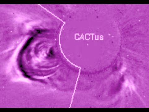 CME Shockwave Coming Our Way | S0 News May 3, 2015