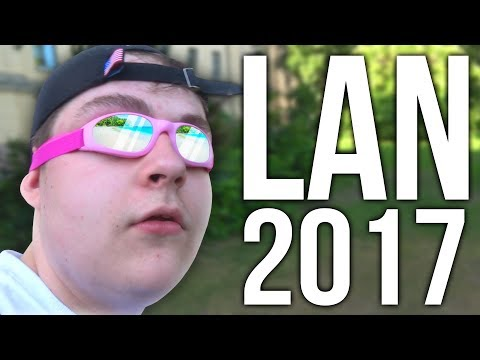 LAN PARTY WITH ANOMALY AND FRIENDS 2017 (PART 1)