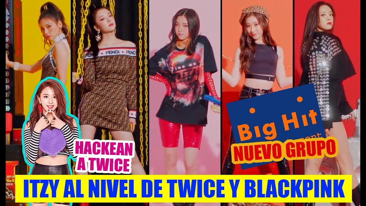 ITZY AL NIVEL DE BLACKPINK | TWICE ES HACKEADO | BIGHIT ANUNCIA NUEVO GRUPO - [OtitoMola]