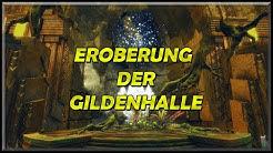 Guild Wars 2 - Heart of Thorns | Eroberung der Vergoldeten Senke!