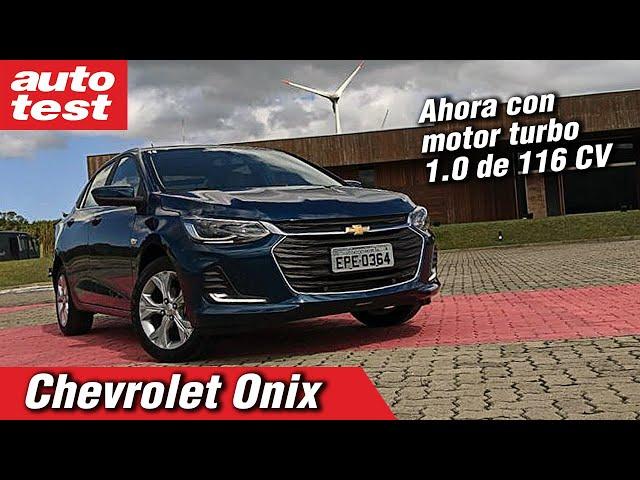 Nuevo Chevrolet Onix: primeras sensaciones