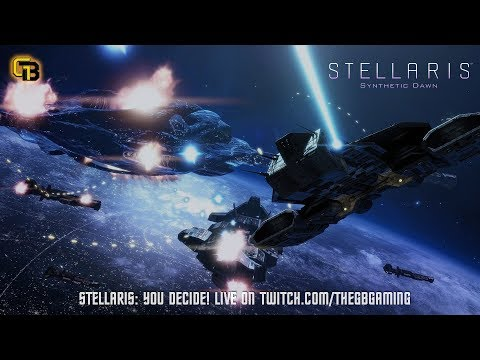 Stellaris - You Chose Stargate! Setting Up The Races !
