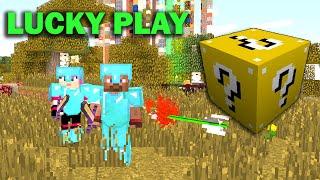 ч.13 Опасные битвы в Minecraft - Торменед демон босс (wildycraft)