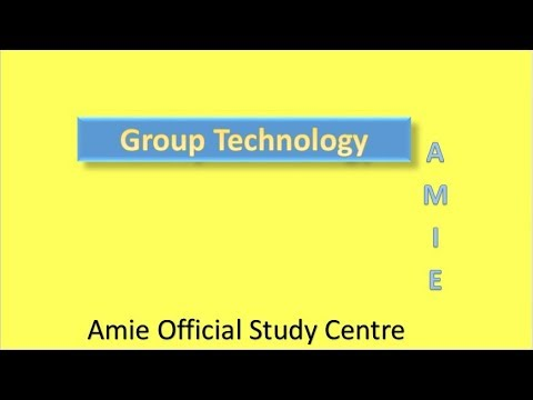 Group Technology Amie
