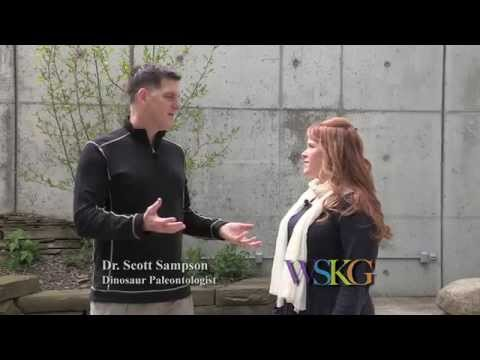 Dr. Scott Sampson at Museum of the Earth / WSKG