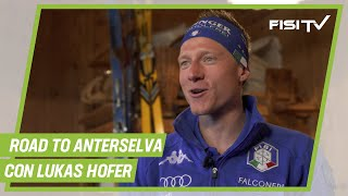 Road to Anterselva: Lukas Hofer