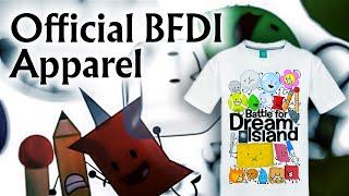 The BFDI Shop
