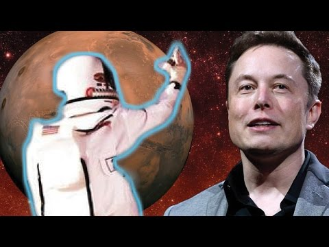 Elon Musk Wants People to Live on MARS, Says FIRST Group Sho