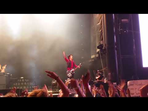 Green Day - Know Your Enemy (Oakland Alameda County Coliseum, CA 08/05/2017)