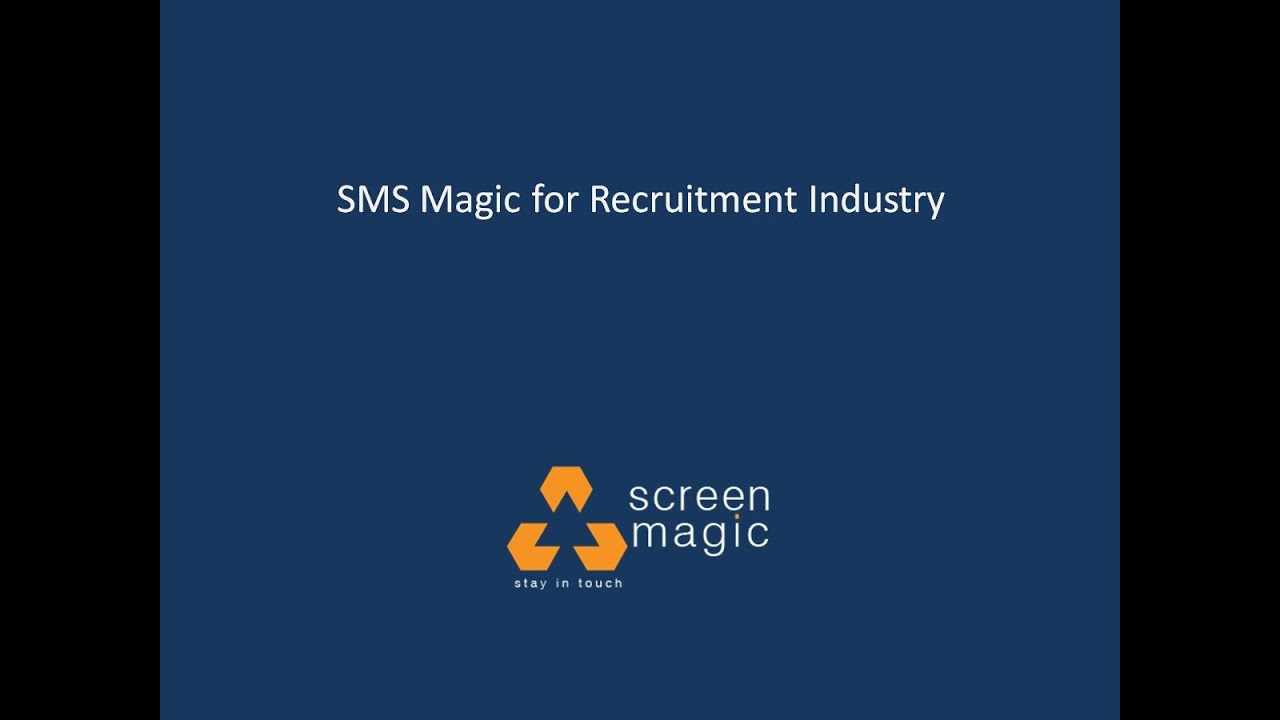 Download SMS Magic for Recruitment Firms