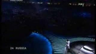Dima Bilan - Eurovision 2008 final
