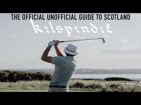 Scotland's Golf Coast W A Duck // Scotland Ep. 5