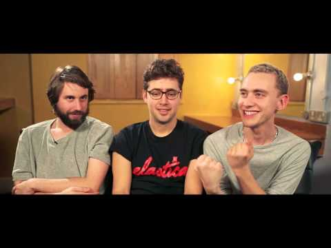 """Years & Years: """"I wrote 'Eyes Shut' when I was really depressed"""""""