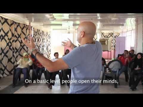 Al Khayal Al Shaabi - The Popular Imagination Theatre Group