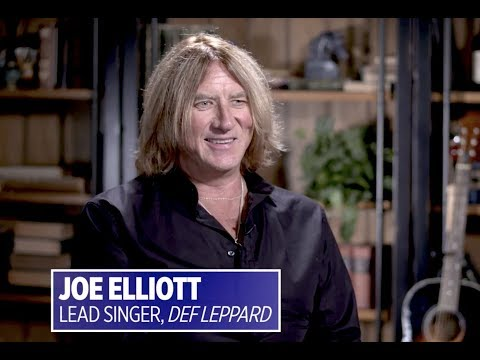 Dan Joyce - Joe Elliott Wants Mott The Hoople In the Rock Hall Of Fame