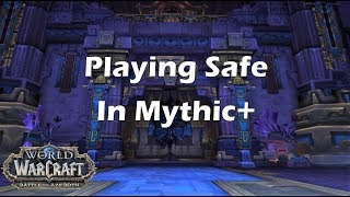 [BfA] Playing Safe in Mythic+ (Discipline Priest)