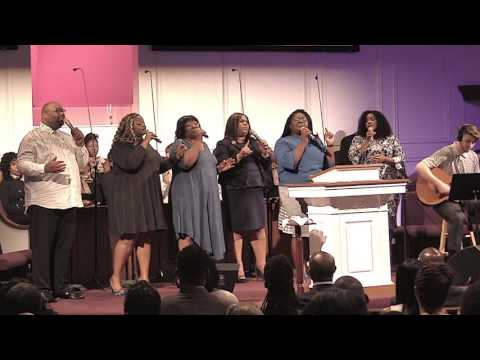 Holy Spirit You Are Welcome Here - DCT SDA Praise & Worship [1/21/17]