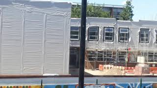 George Mitchell primary school work progress video 18.6.18