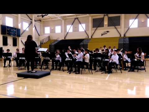 Altimira-Adele Harrison Middle School Combined Concert Band