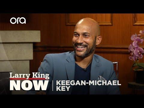 Keegan-Michael Key rips apart 'Make America Great Again' | Larry King Now | Ora.TV