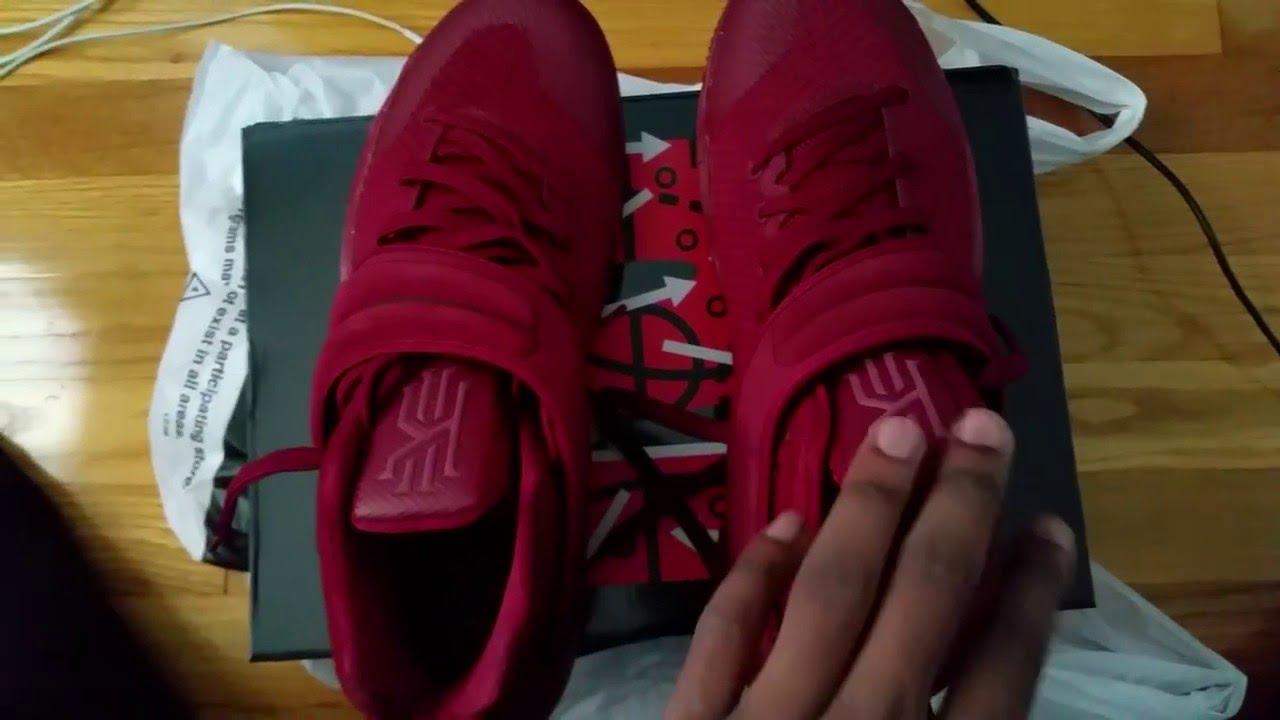 san francisco 0126b 263bf Nike Kyrie 2