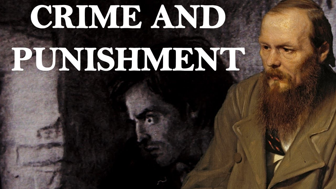 Crime and Punishment in 10 Minutes | Dostoevsky