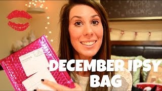 DECEMBER IPSY BAG Thumbnail