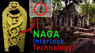 Ancient Megalithic Technology - Baffling Secret Revealed? 1100 Year Old Prasat Thom Temple, Cambodia