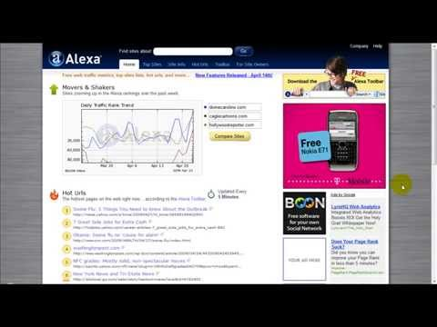 Popular Videos - Alexa Internet & Search engine optimization