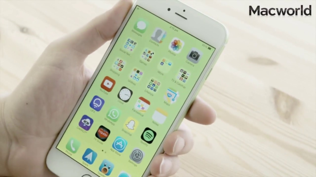 Trucos para liberar espacio en el iPhone