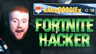 ☠️ Fortnite HACKER mit AIMBOT & WALLHACK