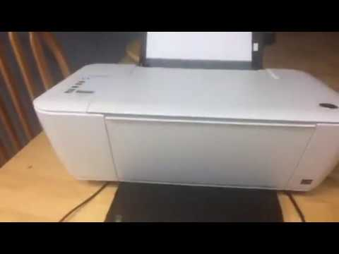 How To Change Ink Cartridges On HP DESKJET 2540