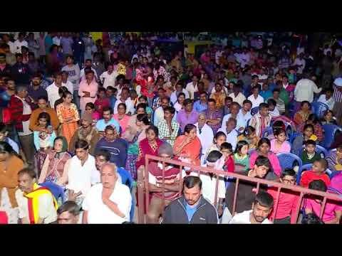 Ananya Bhat live  ninnata ballavaru yaryaru.ಕರವೇ ಸಂಕ್ರಾಂತಿ ಸುಗ್ಗಿ