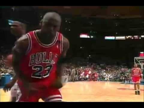 Bulls vs Knicks- The 1990s Rivalry
