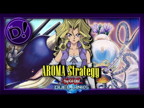 AROMA Strategy + Sea Stealth Attack Deck || YTDan || Yu-Gi-Oh! Duel Links