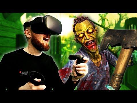 Drop Dead Dual Strike On Oculus Quest Feels Like House Of The Dead