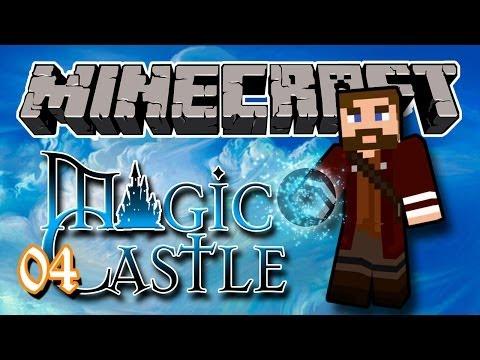 [ Minecraft ] - Magic Castle - Episode 4 - Nouveau Départ