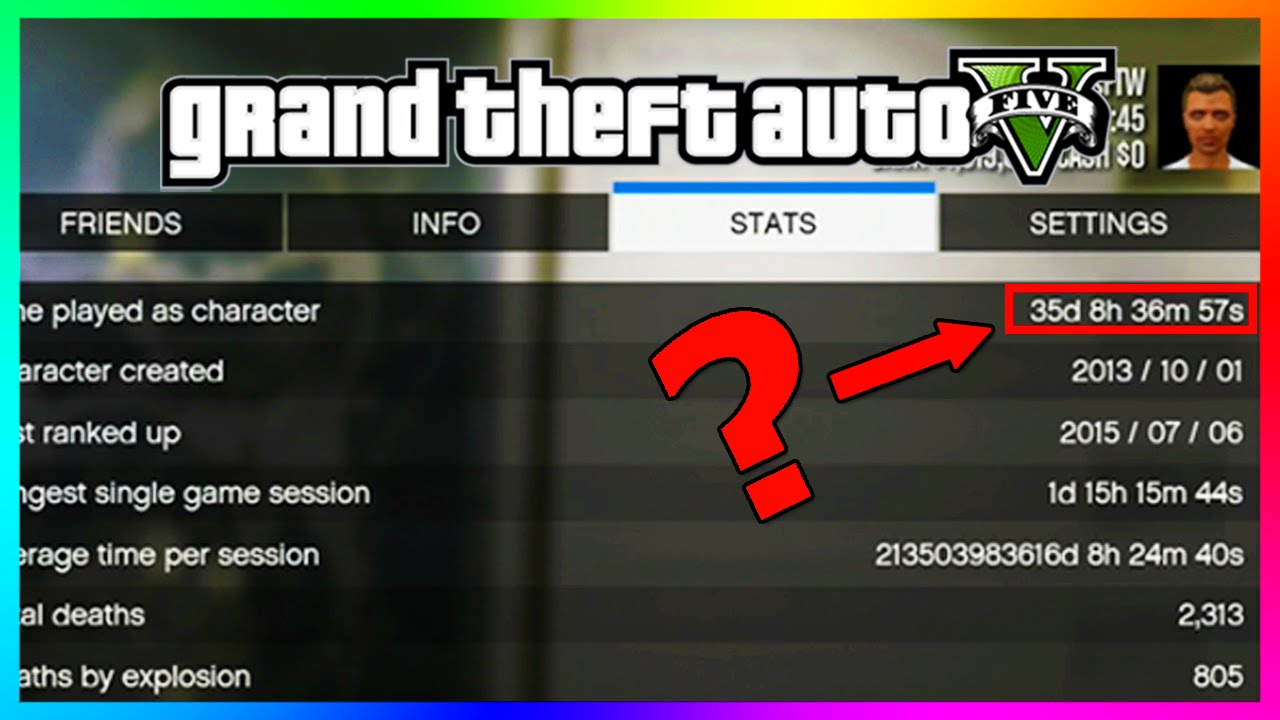 over 35 days played in gta online mrbossftw gta 5 stats