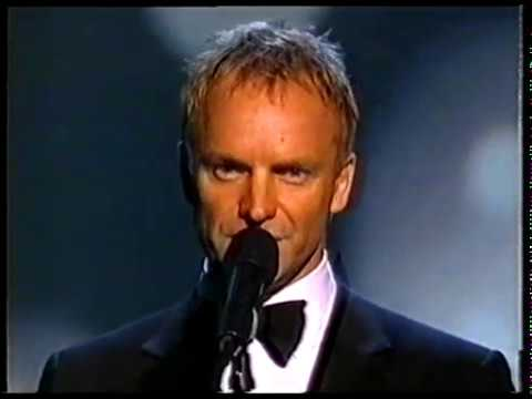 Sting - My Funny Friend And Me (Live At Oscar 2000)