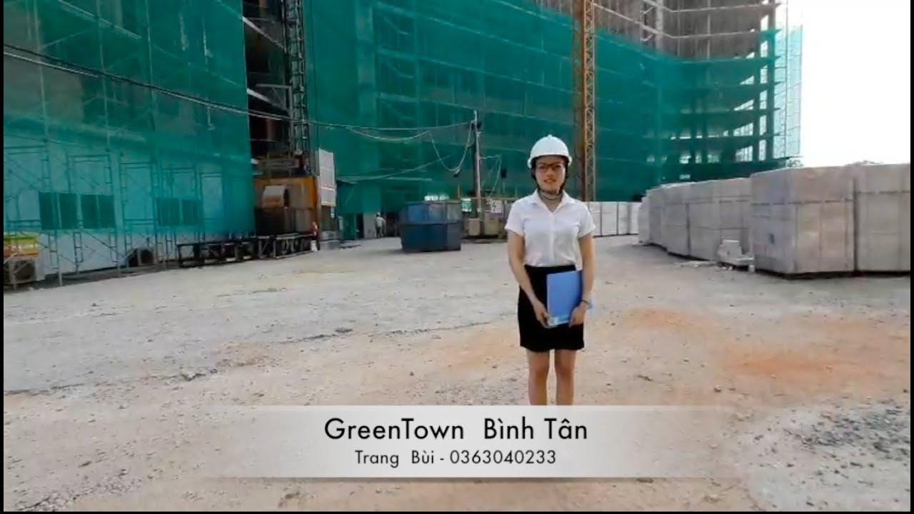 Giới thiệu dự án Green Town Bình Tân – Trang Bùi – 036.304.0283