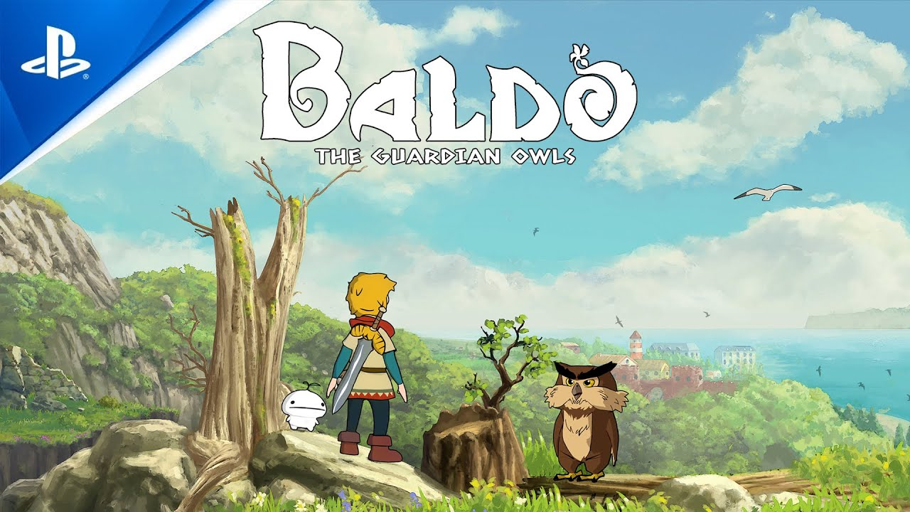 Baldo The Guardian Owls - Release Date Reveal Trailer | PS4 - YouTube