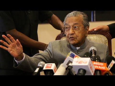 Tun Mahathir: Anwar's release may be delayed