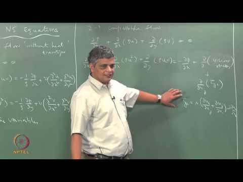 Mod 4_Week 1_Lec 4.1_Introduction to the solution of coupled N-S equations