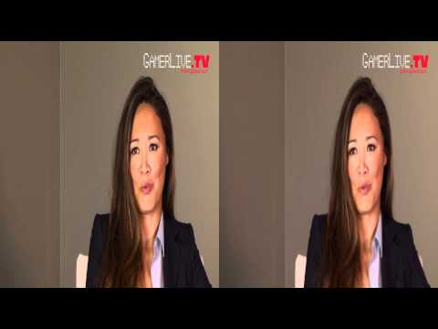Moon Bloodgood Talks About His Character Anne Glass in TNT's Falling Skies plus 3D, Video Games [3D]