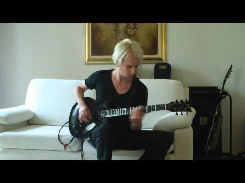 ESP JR Eclipse DC + Moollon OD/DS: John Rox plays Hammerhead (The Offspring guitar cover)